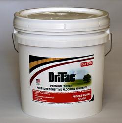 DriTac Eco-5500 Pressure Sensitive Flooring Adhesive