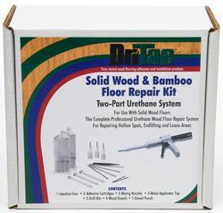DriTac Solid Wood & Bamboo Floor Repair Kit