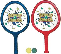 Sonic Smash Racquet Set