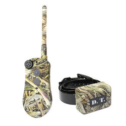 Camo Pattern Remote Trainer W/ Nick Or Continuous Stimulation
