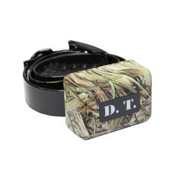 Camo Pattern Addon/replacement Collars For H2o (black)
