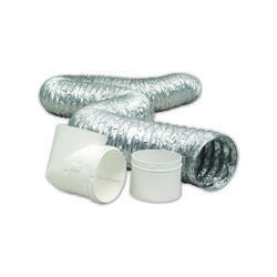 "ProFlex™ 4"" x 8' Dryer To Duct Connector Kit"