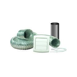 """ProVent™ Dryer Vent Kit w/ 4"""" x 8' ProFlex™ Duct"""
