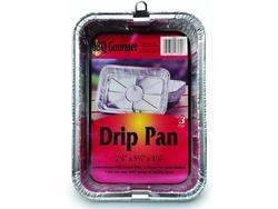 Aluminum Drip Pan (3-Pack)