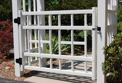 Dura-Trel Winford Gate