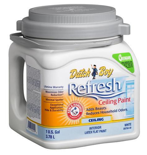 Dutch Boy® Refresh® Bright White Flat Interior Latex