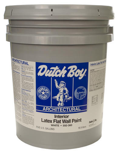 dutch boy architectural interior latex paint 5 gal at. Black Bedroom Furniture Sets. Home Design Ideas