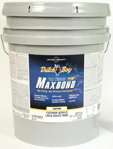 Dutch boy dura weather maxbond accent base exterior - Dutch boy maxbond exterior paint ...