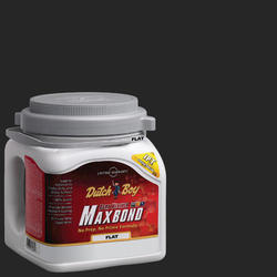 Dutch Boy® Dura Weather® MAXBOND™ Black Exterior Latex Paint - 1 gal.