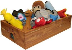 Dynamic Accents, LTD.™ Cedar Small Pet Toy Box