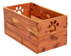 Dynamic Accents, LTD.™ Cedar Pet Toy Box
