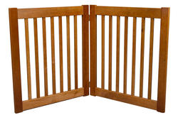 "Dynamic Accents, LTD.™ Highlander 27"" Tall 2-Panel EZ Gate"