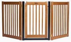 """Dynamic Accents, LTD.™ Highlander 32"""" Tall 3-Panel Walk-Through Gate"""