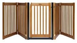"""Dynamic Accents, LTD.™ Highlander 32"""" Tall 5-Panel Walk-Through Gate"""