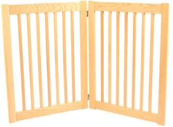 """Dynamic Accents, LTD.™ Legacy 32"""" Tall 2-Panel Outdoor Pet Gate"""