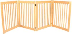 "Dynamic Accents, LTD.™ Legacy 32"" Tall 4-Panel Outdoor Pet Gate"