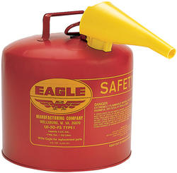 Type-1 5-Gallon Metal Safety Can