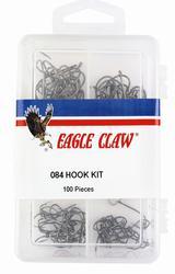 Eagle Claw 084 Fishing Hook Kit