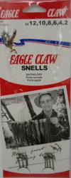 Eagle Claw 139Q - 36 piece Snelled Hook Assortment