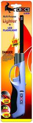 Single Pack Utility Lighter with LED Light