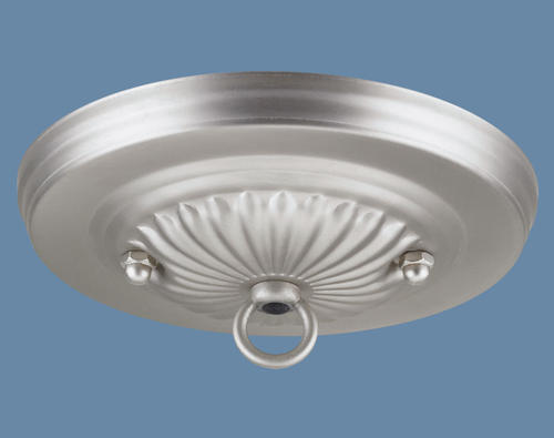 Patriot Lighting 5 Quot Brushed Pewter Canopy Kit At Menards 174