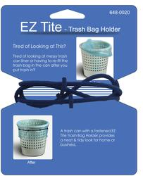 EZ Tite Trash Bag Holder