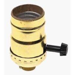 Patriot Lighting Turn-Knob Socket