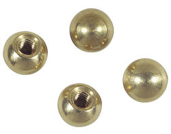 Patriot Lighting Solid Brass Balls (4-Pack)