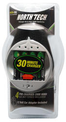 North Tech® 30-Minute Battery Charger