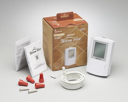 Warm Tiles Manual Dual Voltage 120v Amp 240v Floor Warming