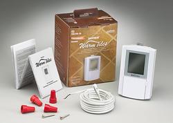 Warm Tiles Programmable Dual Voltage(120V & 240V) Floor Warming Thermostat