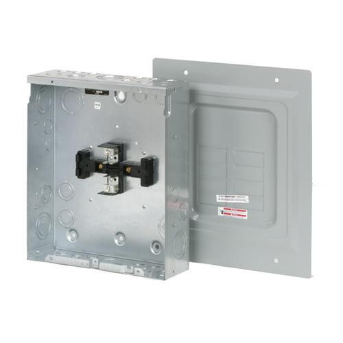 Eaton Cutler Hammer Ch12l125b Single Phase Main Lug Load: Eaton Type BR 125 Amp Main Lug Load Center At Menards®