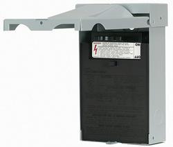 Eaton 60A Outdoor Disconnect