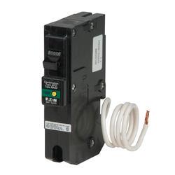 Eaton Type BR 15 Amp 120/240 VAC Combination Arc Fault Circuit Breaker