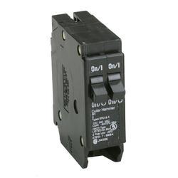 Eaton Type BR 15 Amp 120/240 VAC Tandem Circuit Breaker