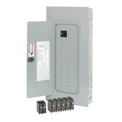 Eaton Type BR 100 Amp Main Breaker Load Center