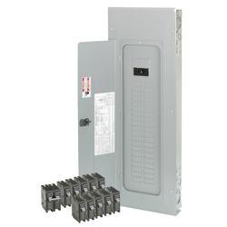 Eaton Type BR 200 Amp Main Breaker Load Center