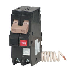Eaton Type CH 50 Amp 120/240 VAC Ground Fault Circuit Breaker