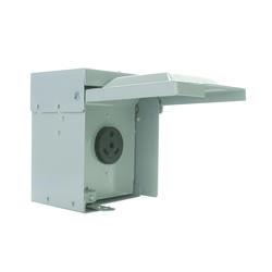 Eaton 30 Amp 120/2450 VAC Outdoor RV Panel