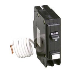 Eaton Type BR 20 Amp 120/240 VAC Ground Fault Circuit Breaker