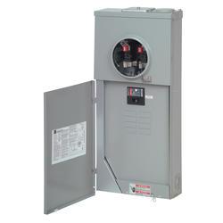 Eaton Type BR 200 Amp 120/240 VAC Outdoor Meter Socket