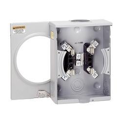 Eaton 125 Amp 600 VAC Outdoor Meter Socket