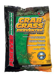 FOREVER GREEN® Crabgrass Preventer with Turf Food - 5,000 sq. ft.