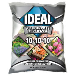 Ideal™ All-Purpose Fertilizer 10-10-10 (20 lbs.)