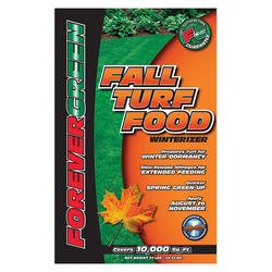 FOREVER GREEN® Fall Turf Food Winterizer - 10,000 sq. ft.