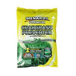 Menards® Premium Crabgrass Preventer - 5,000 sq. ft. (Northern Climate)