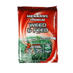 Menards® Premium Weed & Feed - 5,000 sq. ft.