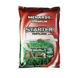 Menards® Premium Starter Fertilizer - 5,000 sq. ft.