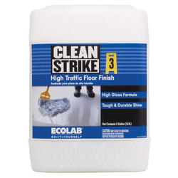 Clean Strike High Traffic Floor Finish - 5 gal.