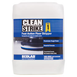 Clean Strike Concentrated Fast Action Floor Stripper- 5 gal.